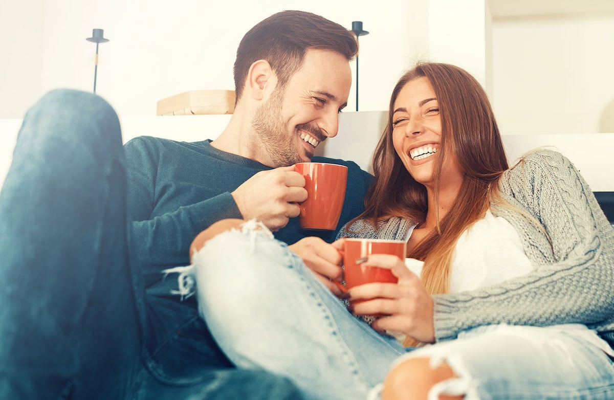 When you start a relationship it's so easy to get caught up in the hype, you become a couple, not individuals. So how do you maintain a sense of self?