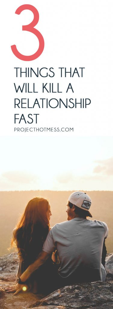 We always hear about the things that make a relationship good, but what about the things that kill a relationship, things that aren't pretty to talk about? Relationships | Relationship Goals | Relationship Troubles | Relationship Problems | Marriage | Marriage Advice | Marriage Tips | Marriage Goals | Marriage Problems | Relationship Tips | Relationship Advice