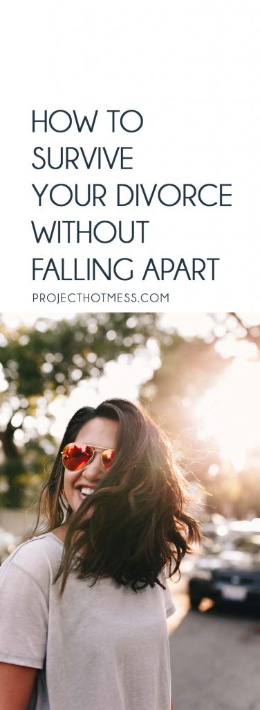 While it may not feel like it in the early stages, it's definitely possible to survive your divorce without falling apart. You can even survive and feel amazing! Divorce   Survive Your Divorce   How To Deal With Divorce   Separation   Marriage   Marriage Advice   Marriage Problems   Confidence   Boost Your Confidence   Become More Confident