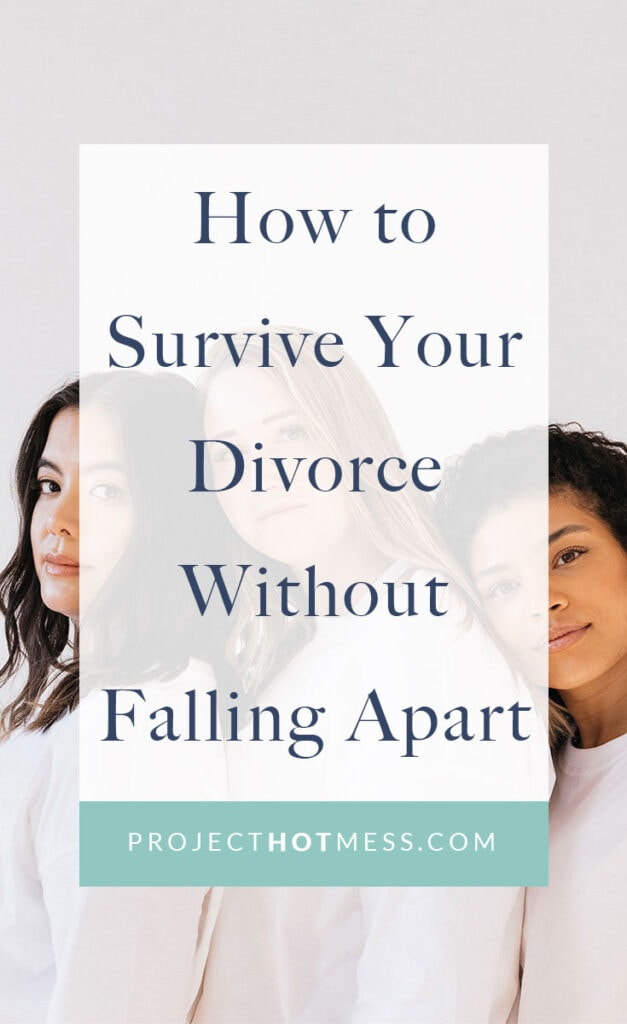 While it may not feel like it in the early stages, it's definitely possible to survive your divorce without falling apart. You can survive and feel amazing!