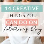 Are you up for another stock standard Valentine's Day with chocolates and flowers? Stop being so predictable and get a little creative! There are so many more fun and exciting ways you can show your love for each other! Here's some inspiration with these creative things you can do on Valentine's Day!