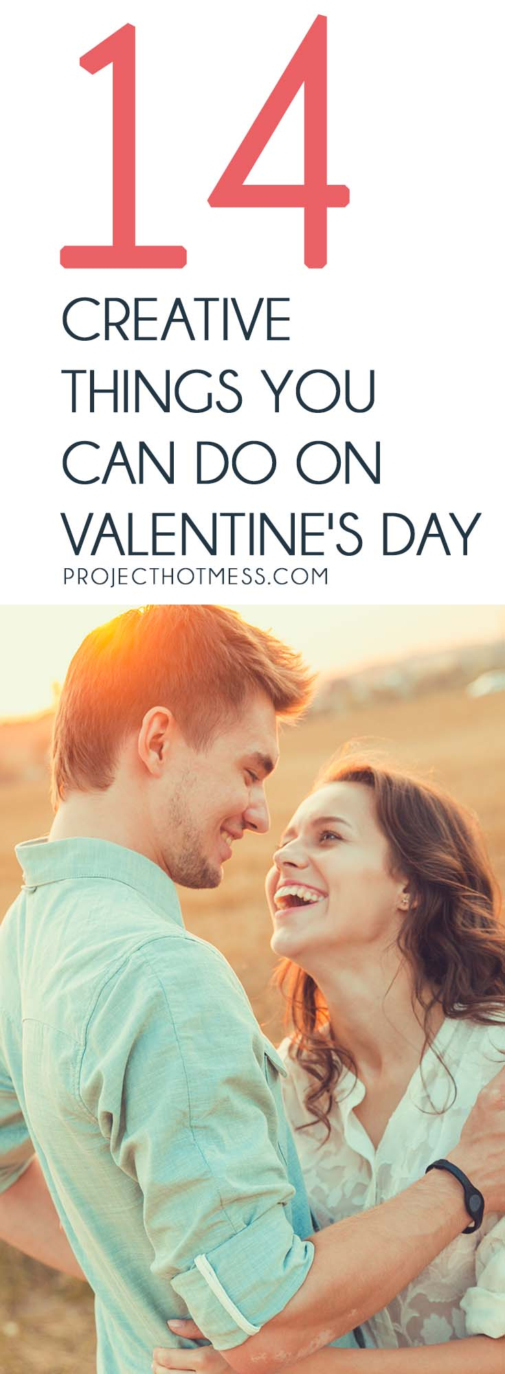 Are you up for another stock standard Valentine's Day with chocolates and flowers? Stop being so predictable and get a little creative! There are so many more fun and exciting ways you can show your love for each other! Here's some inspiration with these creative things you can do on Valentine's Day! #valentinesday #valentinesdayideas #valentinesdaygifts #valentinesdaydate #dateideas #relationships