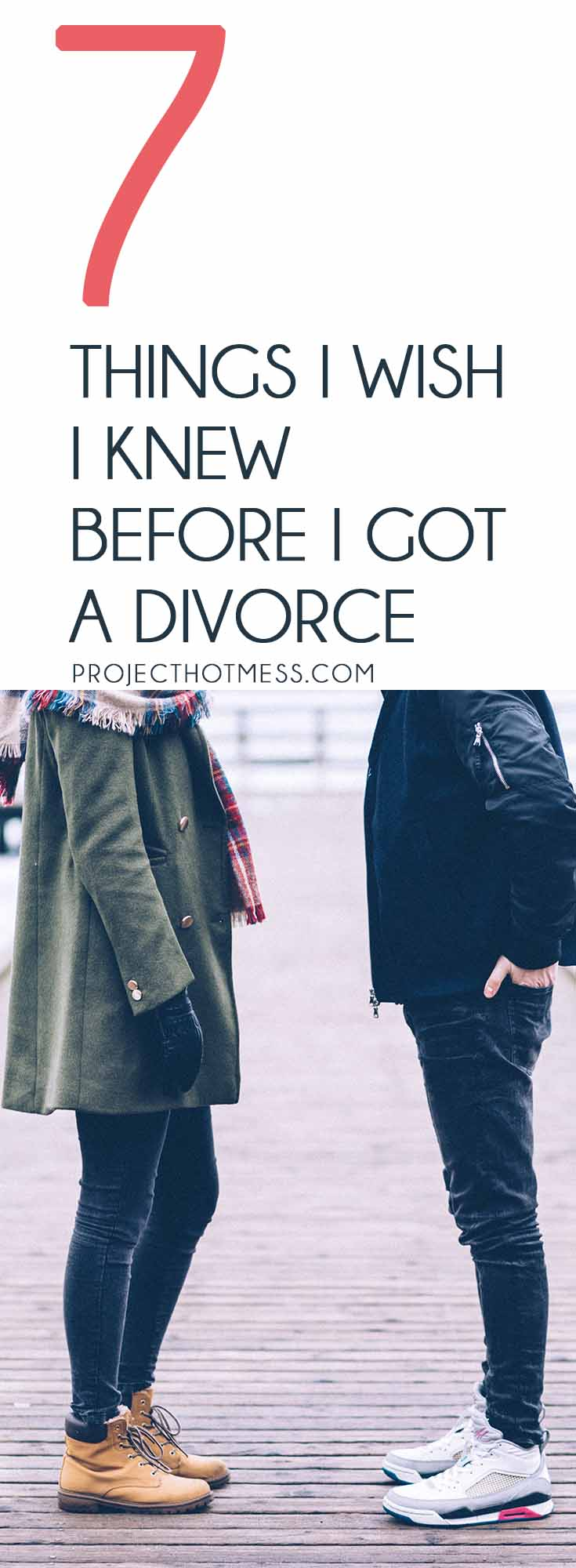 You don't exactly plan your marriage to include 'divorce' at the end. But around half the people who get married, get divorced. These are some of the things I wish I knew before I got a divorce, they may not have been able to save my marriage, but they would have made me feel more confident during and after my divorce. #divorce #beforeadivorce